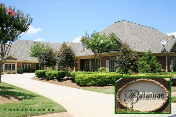 Ranch Condominiums in Metro Atlanta